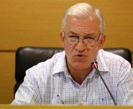O Λάζαρος Κυρίζογλου υποψήφιος για την προεδρία της ΚΕΔΕ
