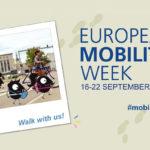 Ευρωπαϊκή Εβδομάδα Κινητικότητας 2019 στον Δήμο Ξάνθης – «Ασφαλές Περπάτημα και Ποδηλασία»