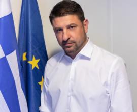 Αναβάθμιση του Γραμματέα Αυτοδιοίκησης Νίκου Χαρδαλιά στη Νέα Δημοκρατία-Ορίστηκε αναπληρωτής της Πολιτικής Επιτροπής