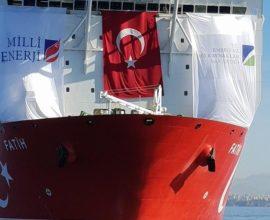 Ξεκίνησε ο «Πορθητής» τη γεώτρηση ανοιχτά της Κύπρου – Αναμένεται η αντίδραση της Ε.Ε.
