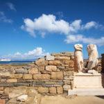 Δήμος Μυκόνου: Οι επιστήμονες δίνουν «μάχη» για να σώσουν τις αρχαιότητες της Δήλου από τις επιπτώσεις της κλιματικής αλλαγής