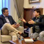 Α. Τζιτζικώστας: «Τον Απρίλιο η πρώτη ταινία του Bollywood στην Κεντρική Μακεδονία»