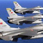 Ο παράφρονας Σουλτάνος έστειλε ανήμερα της επετείου της εισβολής μαχητικά F16 πάνω από την Κερύνεια
