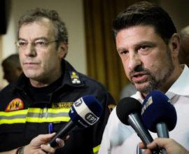 Νίκος Χαρδαλιάς Χαρδαλιάς: Σε ετοιμότητα ο κρατικός μηχανισμός προληπτικά για 48 ώρες- καμιά ανησυχία