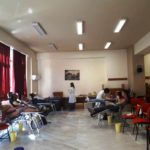 Ολοκληρώθηκε με επιτυχία η 55η εθελοντική αιμοδοσία του Δήμου Πετρούπολης