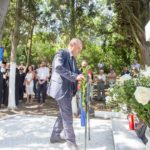 Καϊτεζίδης: «Εβδομήντα πέντε χρόνια μετά, κρατάμε τη μνήμη των αθώων θυμάτων ζωντανή»