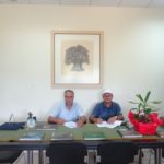 Υπογραφή Σύμβασης Έργου οδοποιίας ΑΣΤΡΙΚΑΣ -ΜΕΣΟΝΗΣΙ Δήμου Πλατανιά