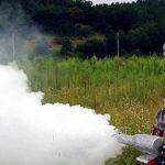 Σε εξέλιξη το πρόγραμμα των ψεκασμών της ΠΚΜ για την καταπολέμηση των κουνουπιών στην Πιερία