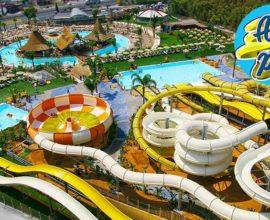 Άνοιξε και υπόσχεται μοναδικές δροσερές στιγμές το Aqua Fun Park στο Χαιδάρι