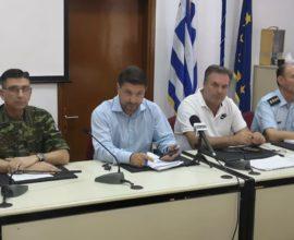 Συνεδριάζει το Κεντρικό Συντονιστικό Όργανο Πολιτικής Προστασίας για να εκτιμήσει τα δεδομένα από τον ισχυρό σεισμό στην Αττική
