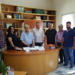 Δήμος Μαλεβιζίου: Σύμβαση για την ανάπλαση του Καμαριώτη