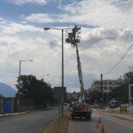Δήμος Λαμιέων: Διακοπή κυκλοφορίας στις οδούς Αθ. Διάκου, Βύρωνος, Καραγιαννοπούλου και Χατζοπούλου