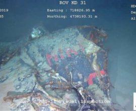 Βρέθηκε το ναυάγιο του γαλλικού υποβρυχίου La Minerve, μισό αιώνα μετά την εξαφάνιση του