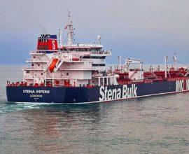 Ανησυχία για την κατάσχεση δεξαμενόπλοιου στο Στενό του Ορμούζ – Η Βρετανία καλεί τον Ιρανό επιτετραμμένο