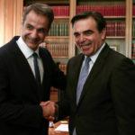 Μαργαρίτης Σχοινάς: «δεν υπάρχει μεγαλύτερη τιμή απ΄ την τιμή που σου κάνει η πατρίδα»