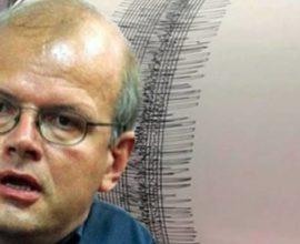 Άκης Τσελέντης: εκτιμώ ότι ήταν ο κύριος σεισμός, θα ακολουθήσει πλούσια μετασεισμική δραστηριότητα