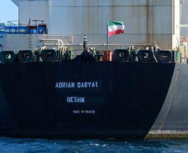 Μισθωμένο από τους Φρουρούς της Επανάστασης του Ιράν το τάνκερ- Δεν θα διευκολύνουμε την πορεία του λέει η Ελληνική κυβέρνηση