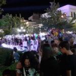 Με μεγάλη συμμετοχή και πολύ χρώμα η 4η Λευκή Νύχτα στον Δήμο Πύργου