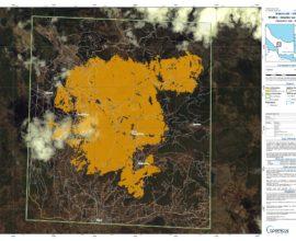 23.565 καμένα στρέμματα ο απολογισμός στην Εύβοια- Ενημέρωση της ΓΓΠΠ