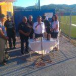 Ολοκλήρωση των εργασιών ανακαίνισης του γηπέδου, των αποδυτηρίων και των εξεδρών στα Αμπελάκια Σαλαμίνας