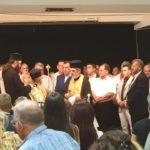 Ορκίστηκαν ο δήμαρχος Αντώνης Σιγάλας και τα μέλη του Δ.Σ. στη Σαντορίνη