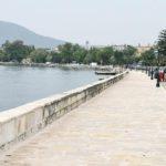 Γαλιατσάτος : Παραδίδεται το έργο αποκατάστασης του παράκτιου τείχους ΝΑΟΚ στην παραλιακή Γαρίτσας Κέρκυρας