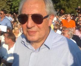 Αμπατζόγλου από Ακαδημία Πλάτωνος: «ευελπιστώ στη συνεργασία Αθήνας- Αμαρουσίου σε όλα τα επίπεδα»