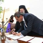 Ορκωμοσία δημοτικής αρχής Πατρέων – Πελετίδης:»Μπροστά οι ανάγκες του λαού, αποτελεί την σταθερή μας πυξίδα»