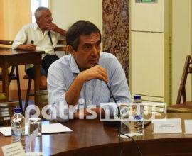 Παραιτήθηκε ο πρόεδρος του Λιμενικού ταμείου Πύργου μετά από την 4η συνεχόμενη αναβολή του δημοτικού συμβουλίου