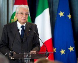 Ξεκινούν στην Ιταλία οι διαβουλεύσεις για σχηματισμό κυβέρνησης από τον πρόεδρο Ματαρέλα