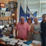 Παναγιώτης Ψωμιάδης: «Δηλώνουμε παρόντες για το καλό της Θεσσαλονίκης»