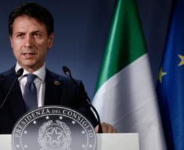 Παραιτείται ο Πρωθυπουργός Κόντε,καταρρέει οριστικά ο κυβερνητικός συνασπισμός στην Ιταλία