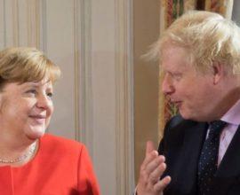 Στο Βερολίνο  σήμερα ο Μπόρις Τζόνσον με φόντο το Brexit