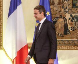 Στο Παρίσι ξεκινά από σήμερα τον κύκλο των επαφών του με ξένους ηγέτες, ο Έλληνας Πρωθυπουργός.