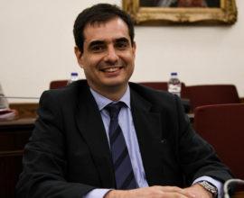 Ανακοινώθηκε στη Διαύγεια η απόφαση ορισμού του Χρήστου Χάλαρη  νέου διοικητή του ΕΦΚΑ