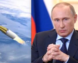 Πούτιν: «Θα δώσω «συμμετρική απάντηση» στην πυραυλική δοκιμή των ΗΠΑ»