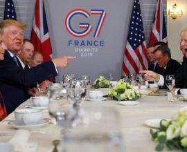 Αμαζόνιος, Εμπόριο, Brexit και Ιράν η αντζέντα της συνόδου των G7