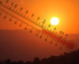 Το πιο καυτό καλοκαίρι εδώ και 140 χρόνια!