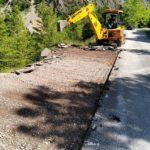 Συνεχίζεται η αποκατάσταση του ορεινού οδικού δικτύου του Δήμου Πύλης από την Π.Ε. Τρικάλων