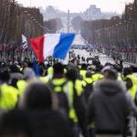Συναγερμός στη Γαλλία για τις αυριανές διαδηλώσεις των «κίτρινων γιλέκων»