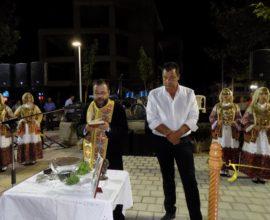 Καθολική ανάπλαση του Δήμου Φυλής προανήγγειλε ο Χρ. Παππούς εγκαινιάζοντας την πλατεία Μητροπόλεως στα Άνω Λιόσια