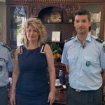 Επίσκεψη του Διευθυντή Αστυνομίας Μεσσηνίας στην Δήμαρχο Οιχαλίας