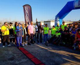 Έγινε ο πρώτος Ημιμαραθώνιος στο δήμο Καλλιθέας, με μεγάλη συμμετοχή