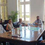 Συνάντηση του Προέδρου Ι.Γ.Ε. με το ΔΣ των «φίλων δάσους Συγγρού»