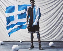Στην 3η καλύτερη πεντάδα της δεκαετίας ο Giannis