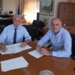 Συνάντηση Αντιπεριφερειάρχη Ανατολικής Αττικής με τον Δήμαρχο Σπάτων-Αρτέμιδος