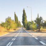 Συνεχίζονται οι εργασίες διαγράμμισης στο οδικό δίκτυο ευθύνης της Π.Ε. Ανατολικής Αττικής