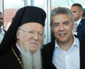 Στο Φανάρι αύριο ο Κώστα Αγοραστός, θα συναντηθεί με Πατριάρχη Βορθολομαίο