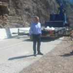 Μιχαλάκης: «Δρομολογούμε καθημερινά έργα ζωτικής σημασίας για τον νομό μας»
