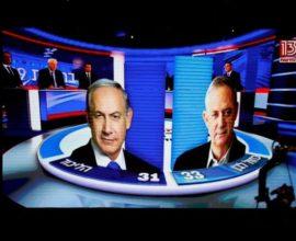 Ισοπαλία Νετανιάχου-Γκάντς ανέδειξαν οι εκλογές και αδυναμία σχηματισμού κυβέρνησης στο Ισραήλ